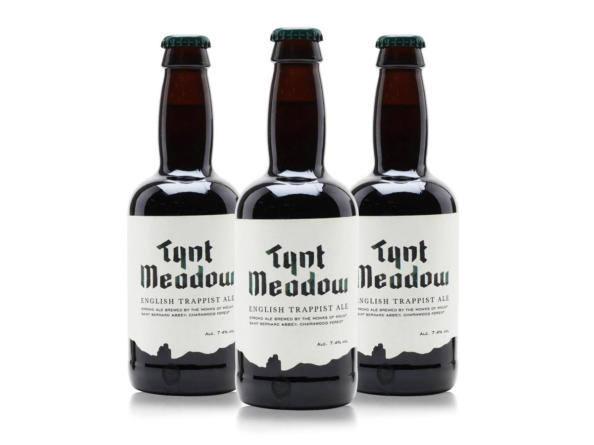 Beatson Clark Goes Back in Time with Trappist Beer Bottles