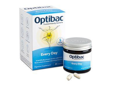 Optibac Probiotics Swap Plastic Pots for Beatson Clark's Amber Glass Jars
