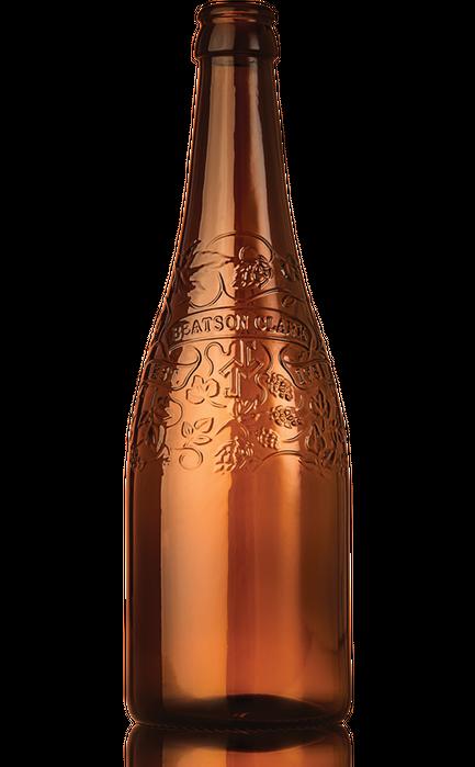 Embossed Bottle