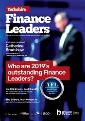Yorkshire Finance Leaders Magazine Issue 13