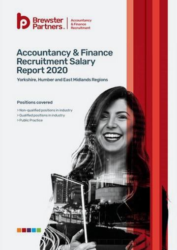 Salary Surveys Accountancy & Finance Recruitment Salary Report 2020