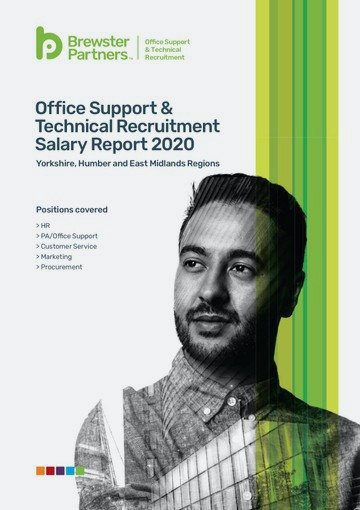 Salary Surveys Office Support & Technical Recruitment Salary Report 2020