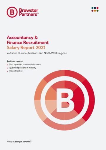 Salary Reports Accountancy & Finance Recruitment  Salary Report 2021