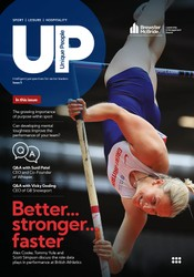 UP Magazine - Sports, Leisure & Hospitality Issue 5