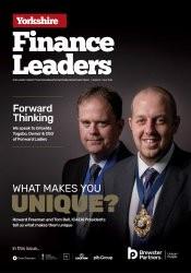 Yorkshire Finance Leaders Magazine Issue 10