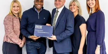 Brewster Partners receive PLATINUM Investors In People accreditation
