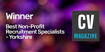 Brewster Partners Recruitment Group has been crowned Best Non-Profit Recruitment Specialists in Yorkshire