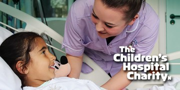 This year we've raised £1687.54 for The Children's Hospital Charity!