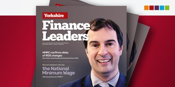 Yorkshire Finance Leaders Magazine Issue 15 – out now!