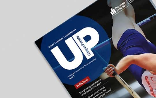 UP Magazine - Sports, Leisure & Hospitality