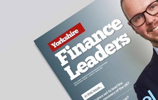 Yorkshire Finance Leaders Magazine