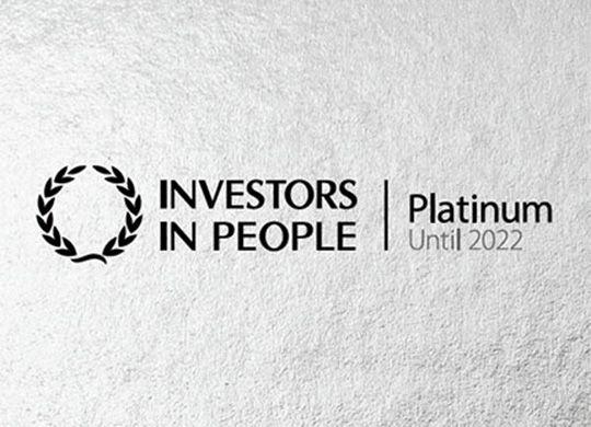 Investors in People Platinum