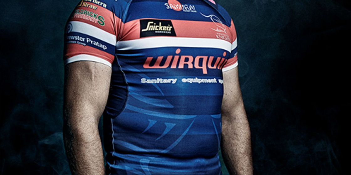 Brewster Pratap continue to sponsor Doncaster Knights for a third year