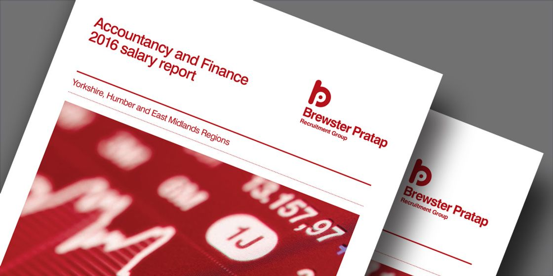 Brewster Pratap Accountancy & Finance salary report 2016 available now