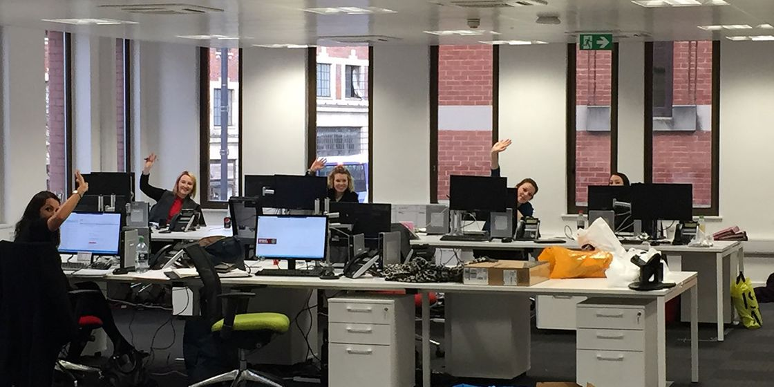 Brewster Pratap move into flagship offices on The Headrow in Leeds