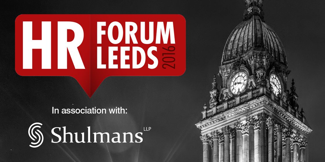 HR Forums come to Leeds