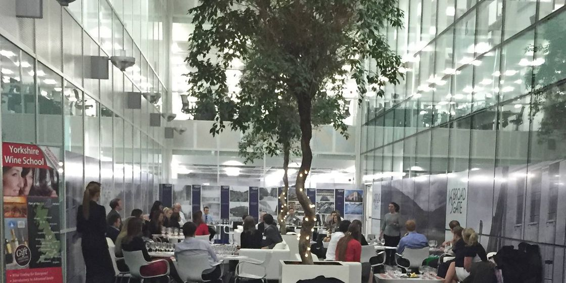 Successful festive event hosted in Leeds