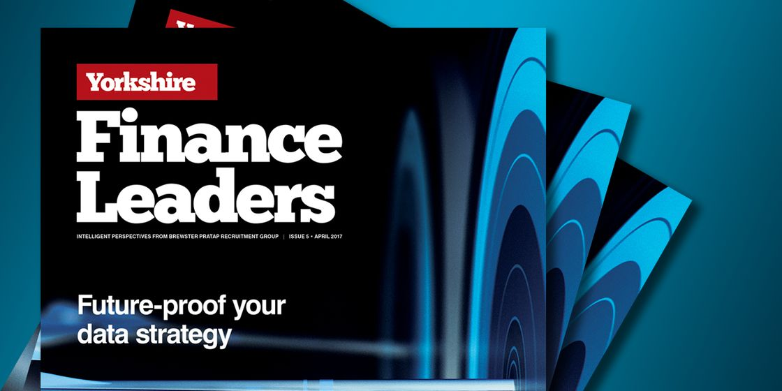 Yorkshire Finance Leaders, Issue 5 - Out now