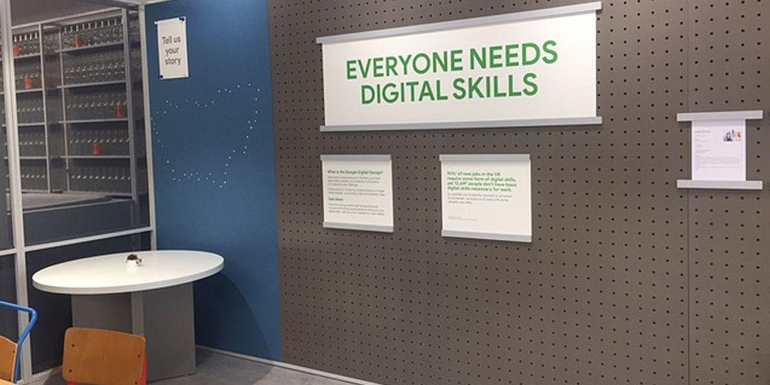 Google Digital Garage opens in Sheffield