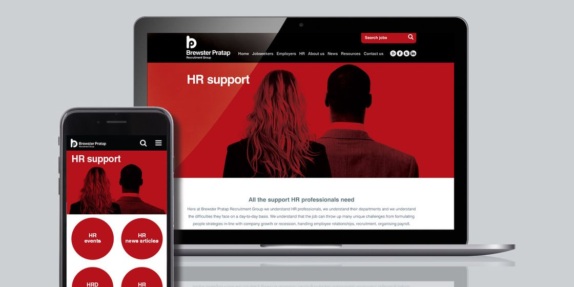 Our new HR resource is right at your fingertips