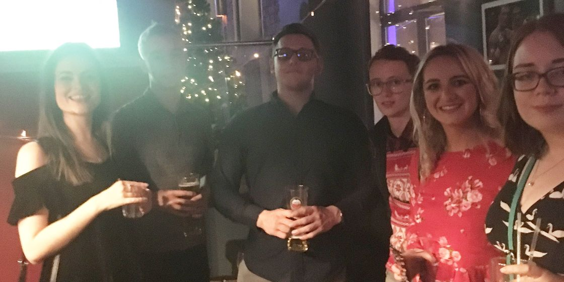 S&DCASS and YCAG Christmas Party 2017