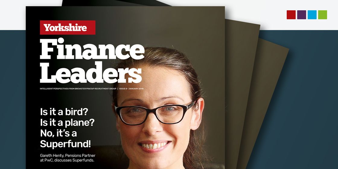 Yorkshire Finance Leaders, Issue 8 – Out now