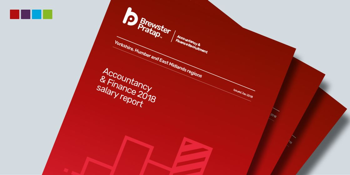 Brewster Pratap Accountancy & Finance 2018 salary report available now