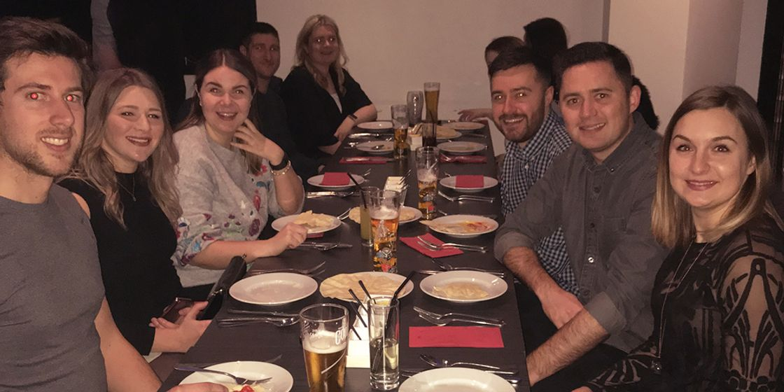 YCAG Curry and Quiz night