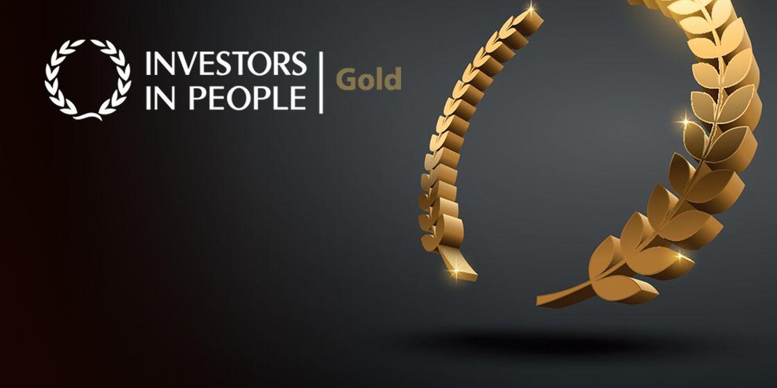 Brewster Pratap achieve IIP Gold