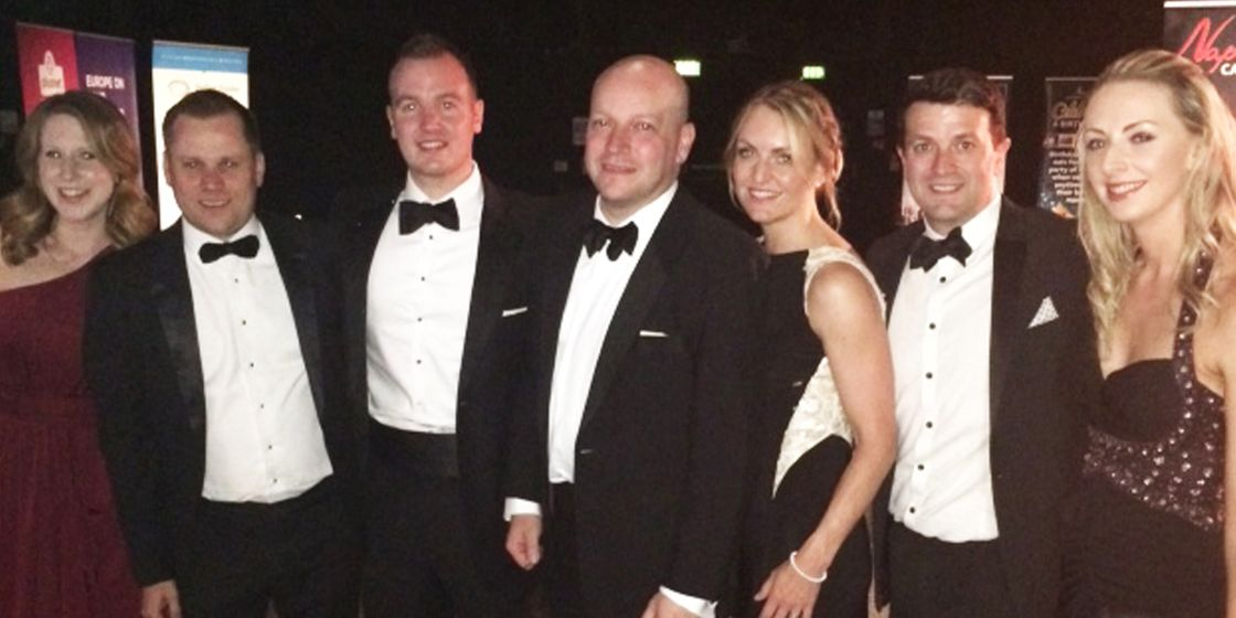 Brewster Pratap Recruitment Group wins Sheffield City Region Award for SME Business of the Year