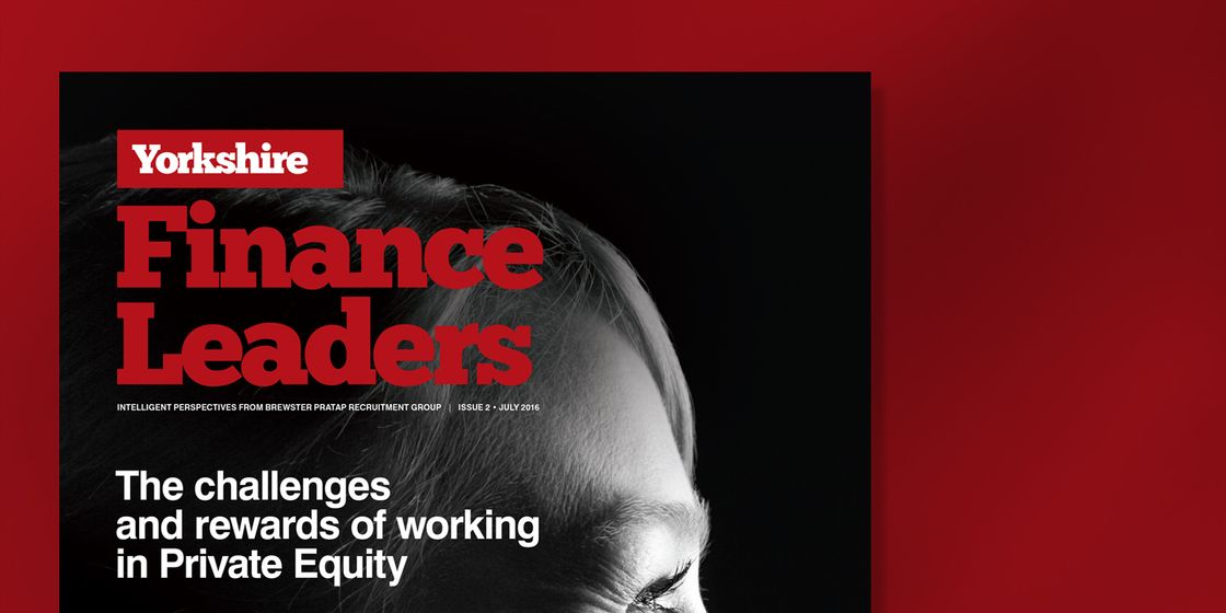 Out now for download - Yorkshire Finance Leaders, Qtr 2 - 2016 edition