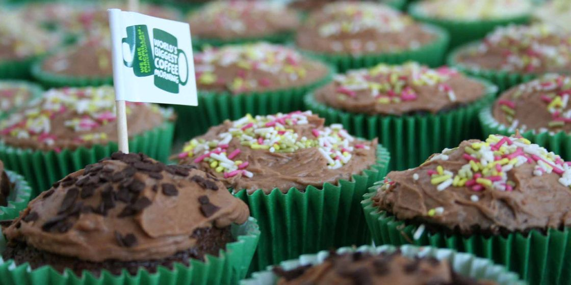 World's Biggest Coffee Morning  for Macmillan Cancer Support