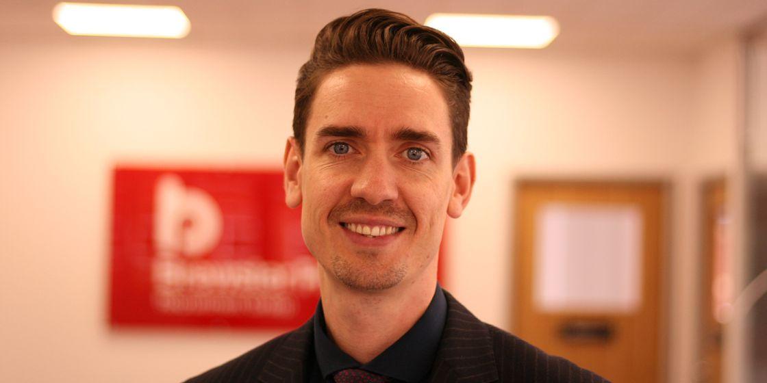 James Travis promoted to Senior Consultant
