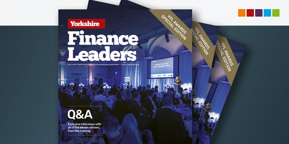 Yorkshire Finance Leaders, Issue 11 – Out now