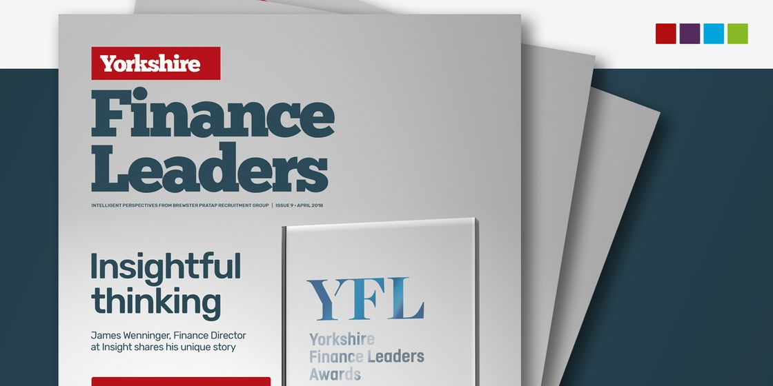 Yorkshire Finance Leaders, Issue 9 – Out now