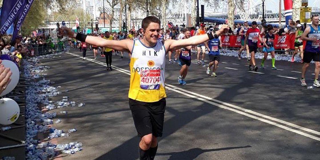 Nik Pratap – Marathon Man