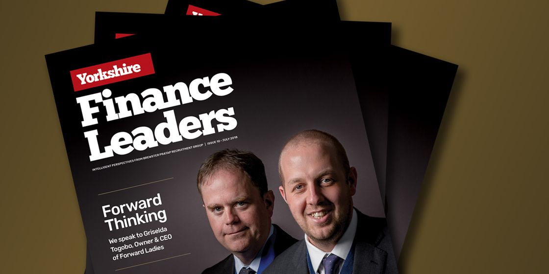 Yorkshire Finance Leaders, Issue 10 – Out now