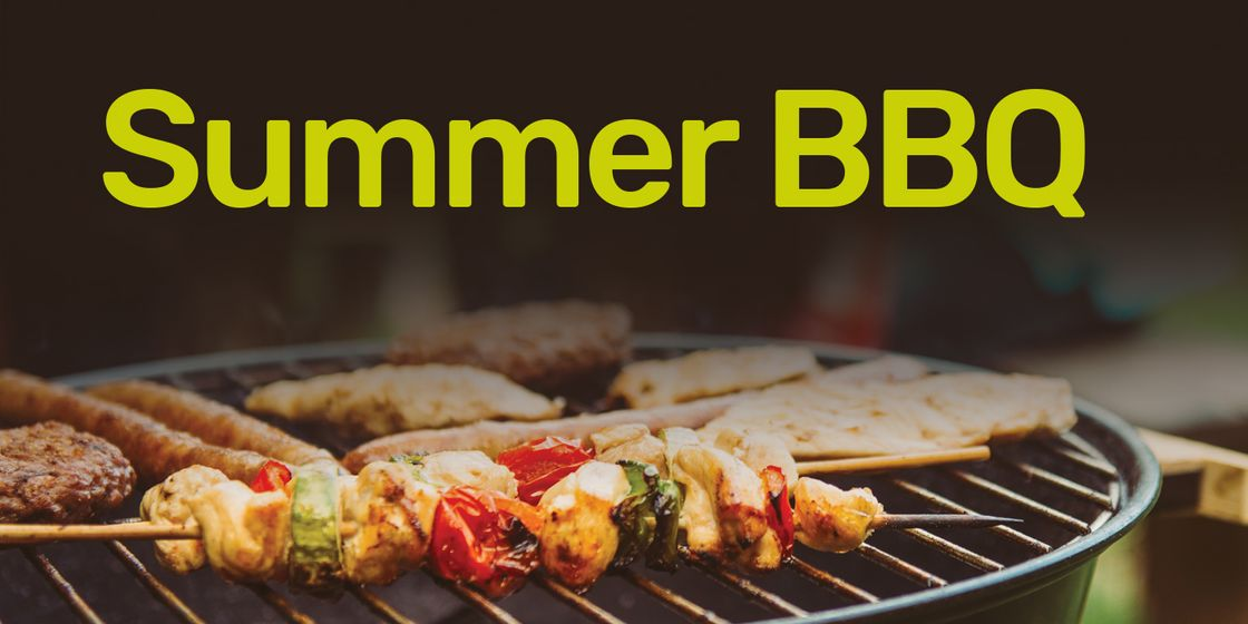 Summer BBQ with S&DCASS
