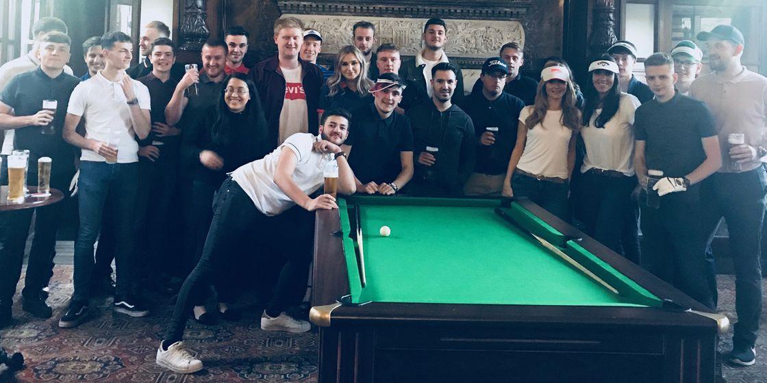 Pub Golf with BRADCASS
