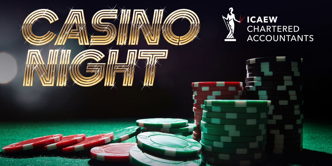A successful YCAG Sheffield and District Casino Night
