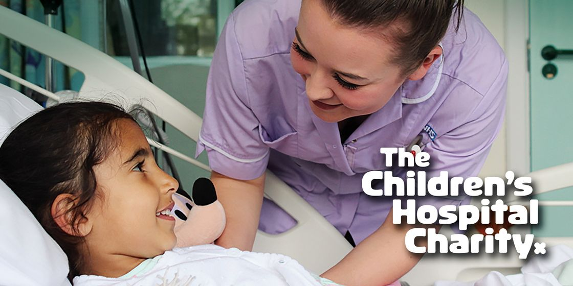 This year we've raised £1,918.54 for The Children's Hospital Charity!