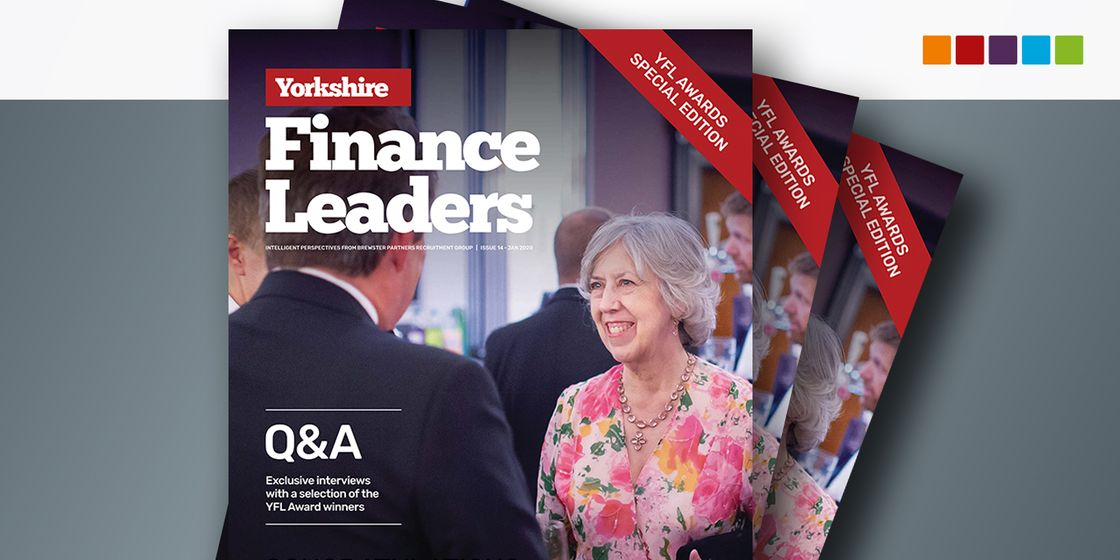 Yorkshire Finance Leaders Magazine Jan 2020, Issue 14 out now!