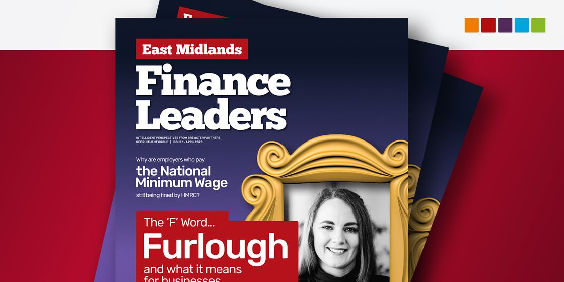 East Midlands Finance Leaders Magazine Issue 1 – out now!