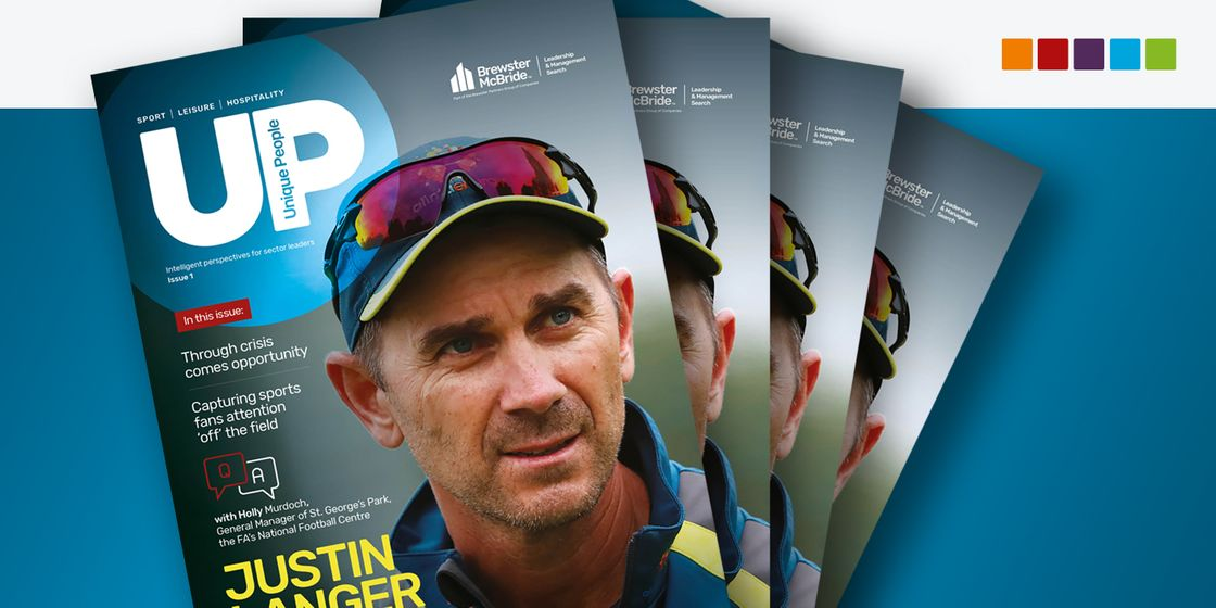 New UP Magazine for the Sport, Leisure and Hospitality sector – Out Now