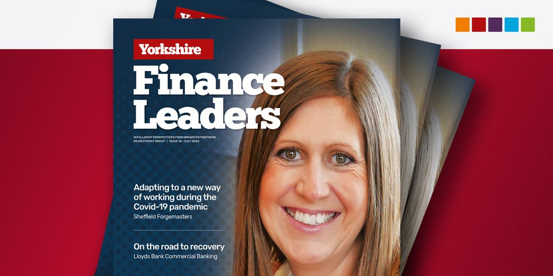 Yorkshire Finance Leaders Magazine Issue 16 – out now!