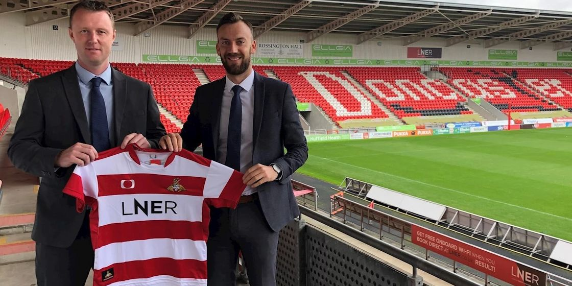 Brewster Partners are now Official Club Doncaster Partners