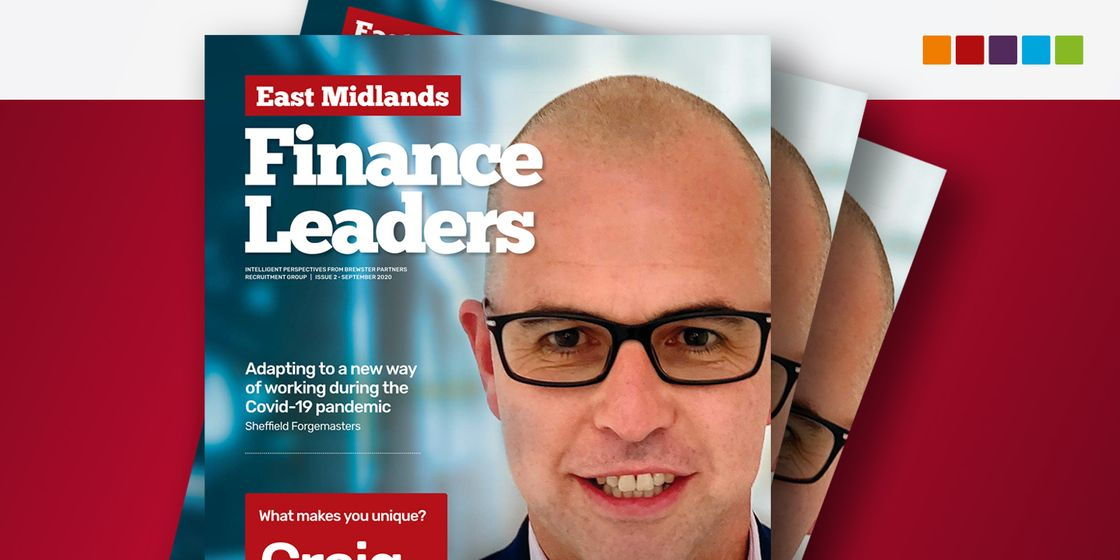 East Midlands Finance Leaders Magazine Issue 2 – out now!