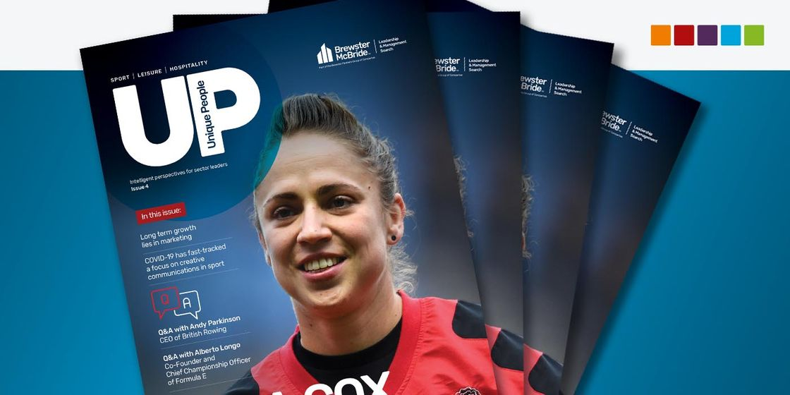 The latest edition of UP (Sports, Leisure & Hospitality) Magazine is out now!