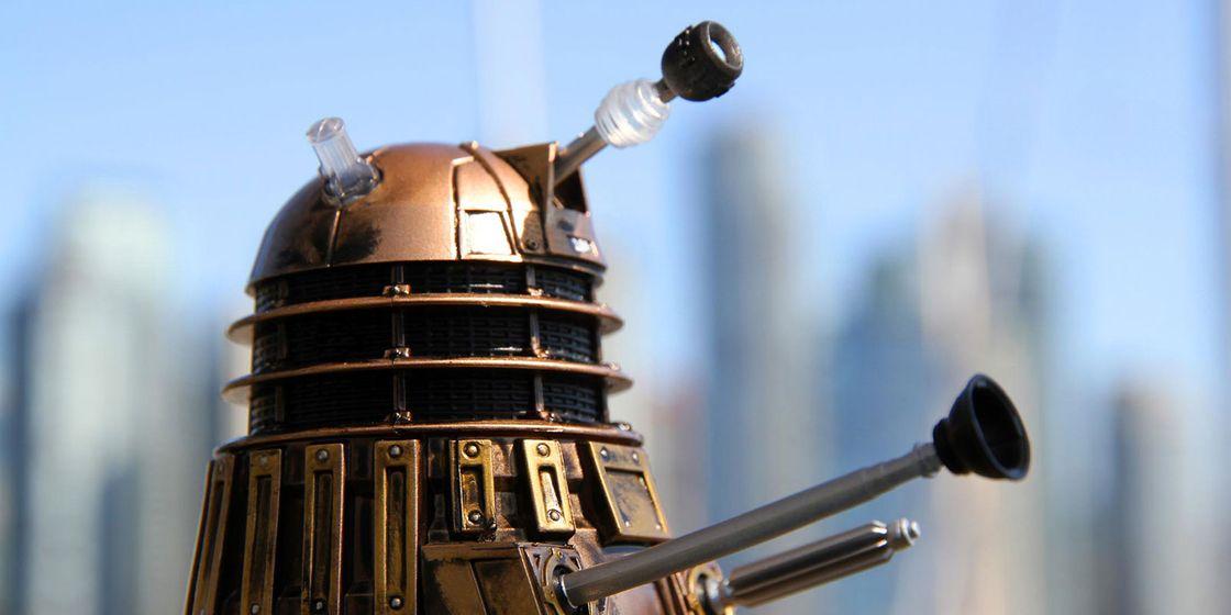 Job hopping or just avoiding Daleks?