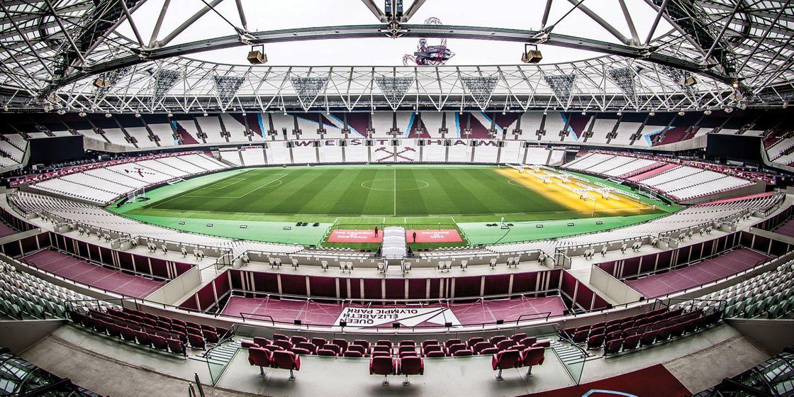 London Stadium lockdown life